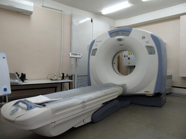Аппарат компьютерной томографии купить
